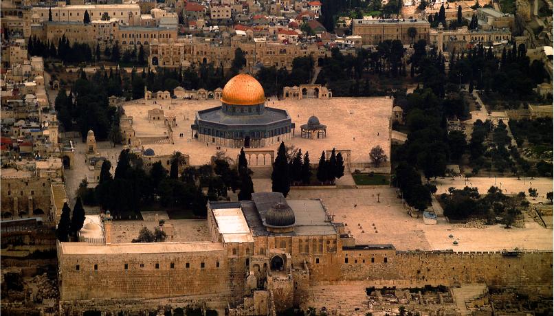 arrisalahnet Al Aqsha masjid suci para Nabi