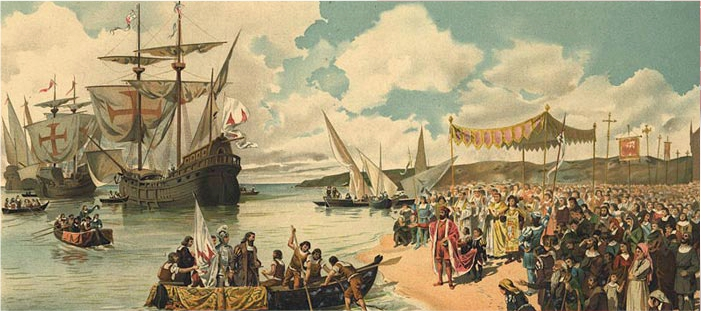 arrisalahnet Kedatangan Bangsa Portugis di Nusantara Membawa Misi Kristenisasi